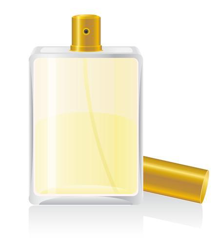 parfymer i flaska vektor illustration