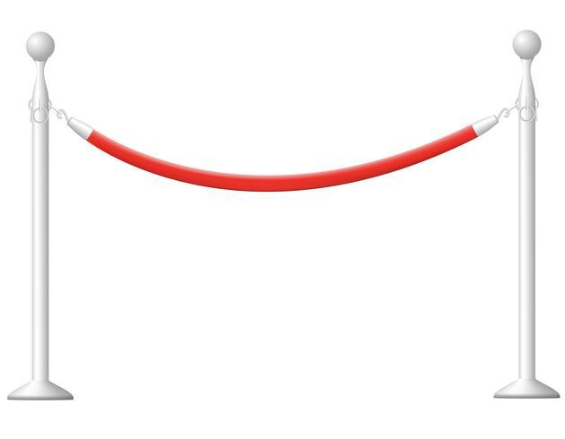 Drehkreuz-Vektor-Illustration vektor