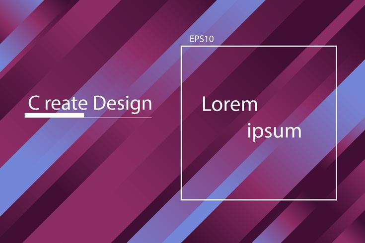 färgstark abstrakt och violett bakgrundsbanner och tapeter vektor