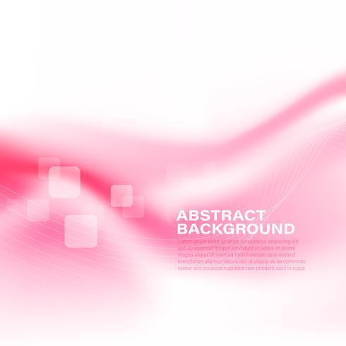 Rosa und weiße weiche abstrakte Hintergrundmischung und glatt 001 vektor