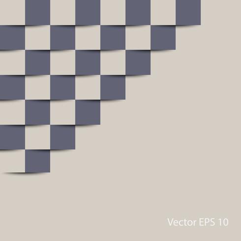 brun abstrakt bakgrund vektor
