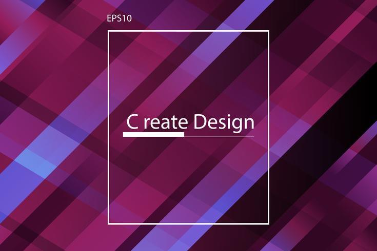 bunte abstrakte und violette Hintergrundfahne und -tapete vektor