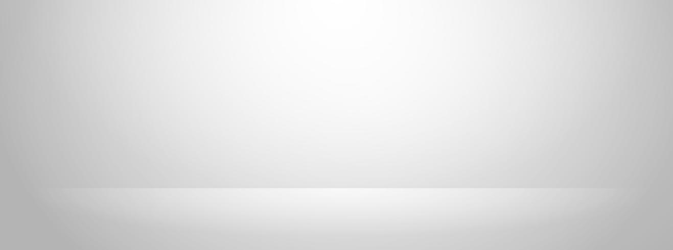 vit och grå studio bakgrund, vektor