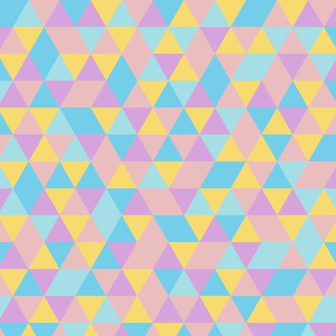 låg polygon och geometrisk bakgrund vektor