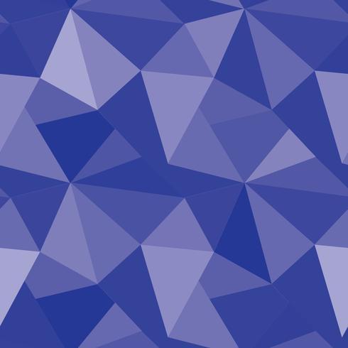 Abstraktes nahtloses Muster. Geometrischer Mosaikhintergrund vektor