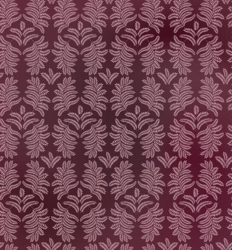 Seamless blommönster Abstrakt blommig prydnad. Orientalisk tygstruktur vektor