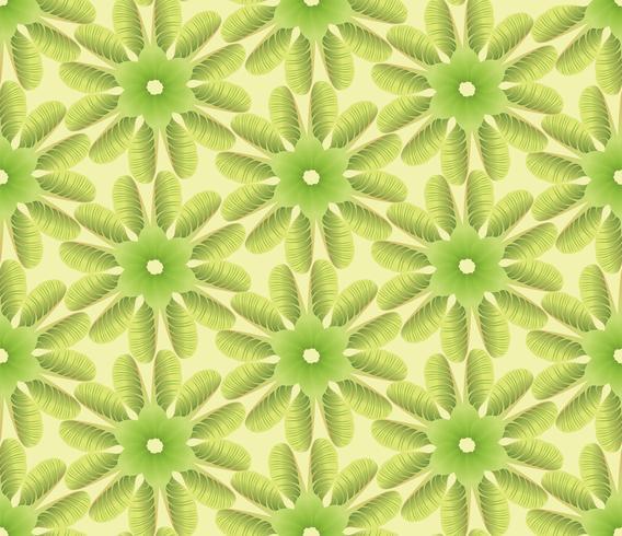 Abstraktes ethnisches mit Blumenmuster. Geometrische Verzierung. vektor