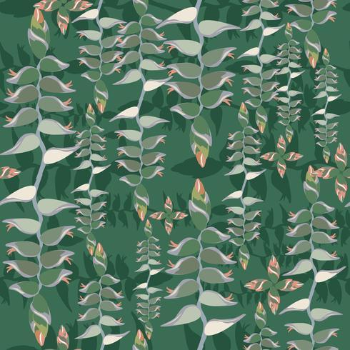 Abstrakt blommig etnisk mönster. Geometrisk blommig prydnad vektor