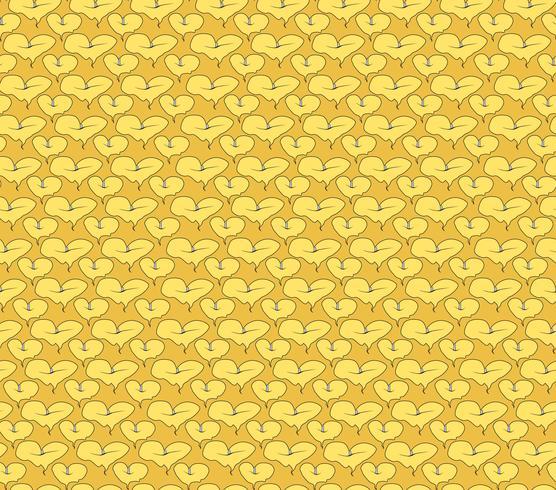 Abstraktes orientalisches nahtloses mit Blumenmuster. Geometrischer dekorativer Hintergrund der Blume. vektor