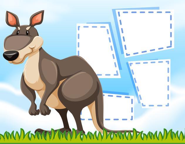 37 Kanguru Bilder Zum Ausdrucken Besten Bilder