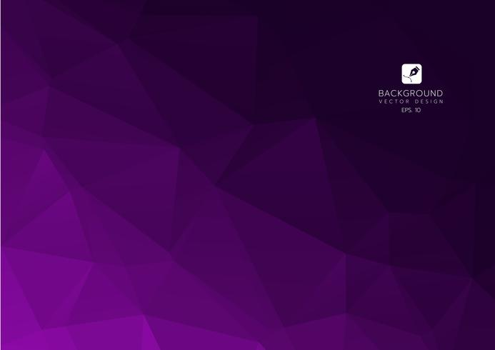 Steigungsillustrations-Grafikhintergrund. Vektorpolygonales Design für Ihr Geschäft. vektor