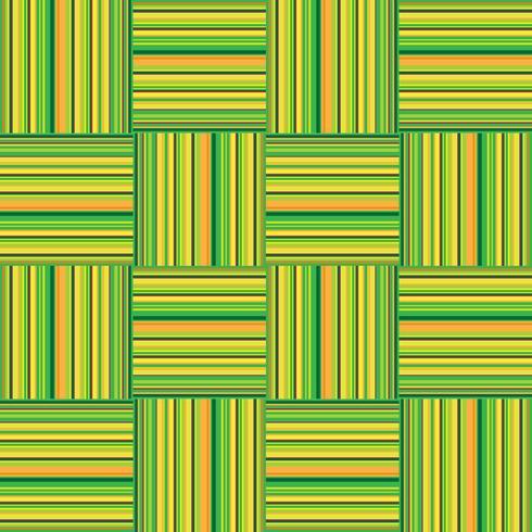 Abstrakt geometrisk formmönster. Fyrkantig prydnad. Kakel bakgrund vektor
