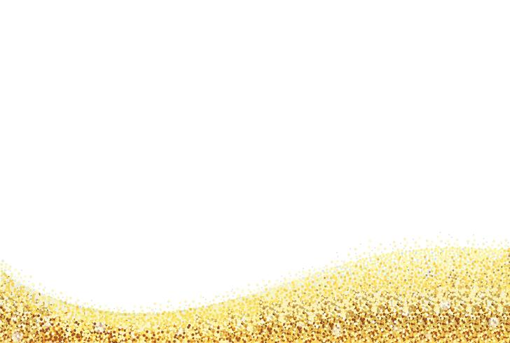 Guld Carborundum bakgrunds vektor