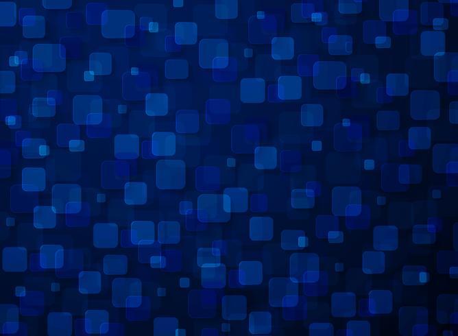 Futuristisk liten kvadratmönster design av teknik bakgrund. illustration vektor eps10