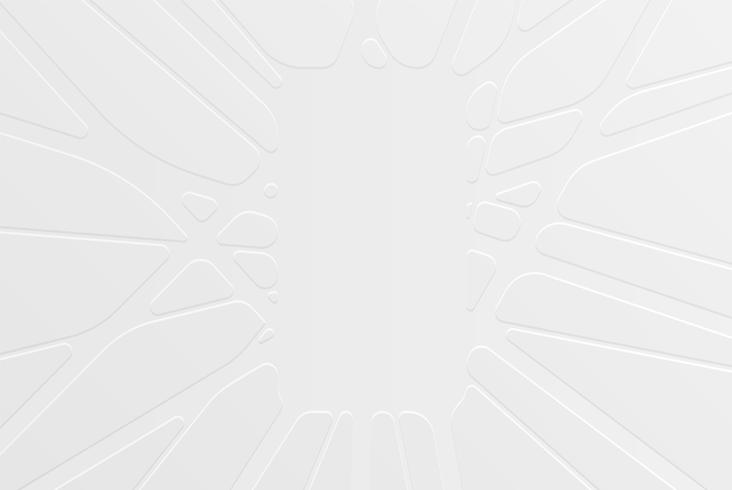 Abstraktes buntes Schablonenmuster, Vektorillustration vektor