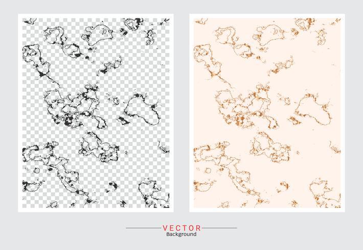 Marmor med gyllene konsistens bakgrund. vektor
