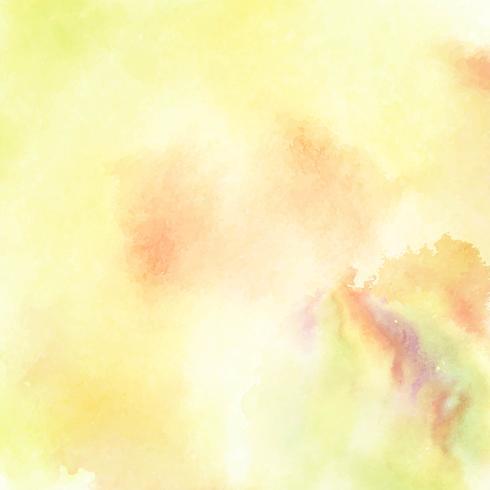 Abstrakter heller Aquarellhintergrund vektor
