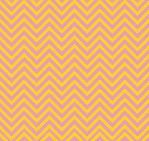 Nahtloser rosa Zickzackmusterhintergrund des Vektors vektor