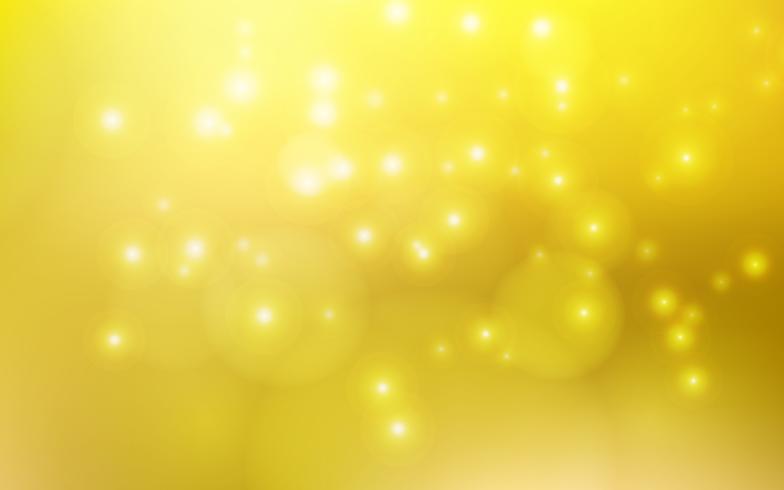 Guld abstrakt glänsande glitter bakgrund. Konst och dekoration koncept. Semester och nytt år tapet tema. vektor