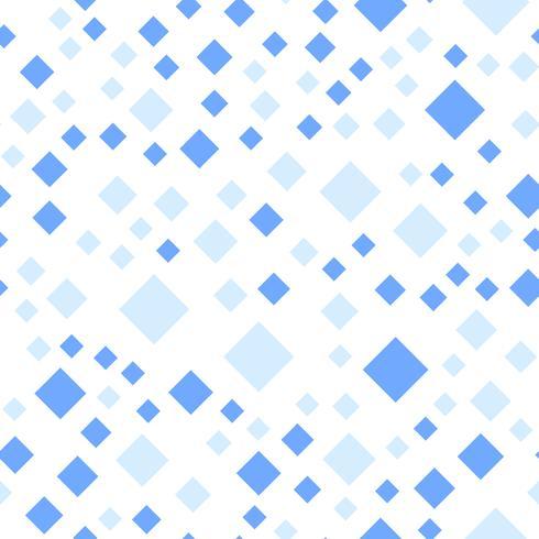 Sömlös mönster bakgrund. Modernt abstrakt och klassiskt antikt koncept. Geometrisk kreativ design snyggt tema. Illustration vektor. Blå tonfärg. Rektangel kvadratisk form vektor