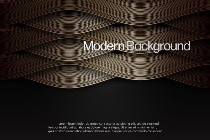 Abstrakt modern stil bakgrund. vektor