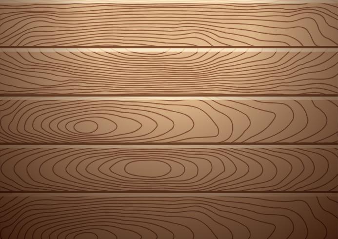 brun träbakgrund vektor