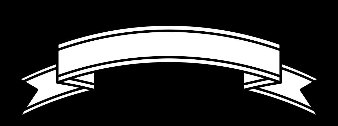 Banner vektorikonen vektor