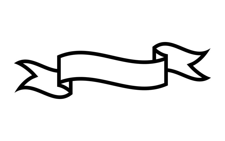 Banner Vektor Icon