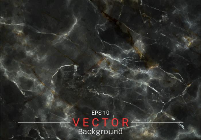 Schwarzer Marmor Textur. vektor