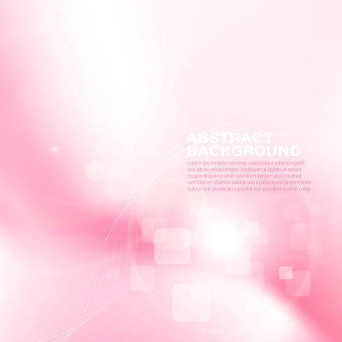 Rosa und weiße weiche abstrakte Hintergrundmischung und smoot 003 vektor