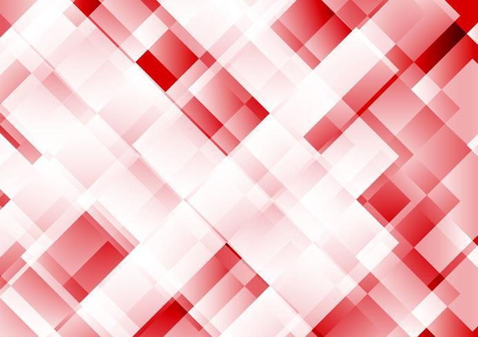 Geometrische rote Farbzusammenfassungshintergrund-Vektorillustration ENV 10 vektor
