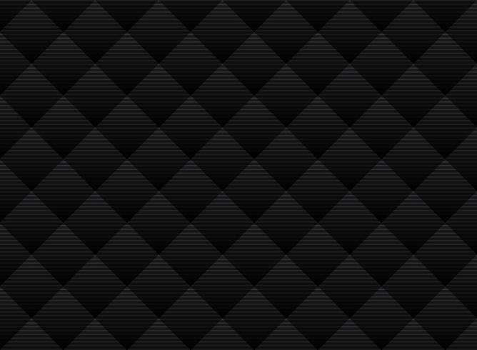 Abstrakt vektor svart och grått subtilt gittermönster bakgrund. Modern stil med monokrom trellis. Upprepa geometrisk rutnät