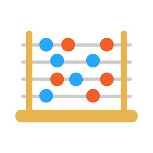 Abacus räkneverktyg vektor