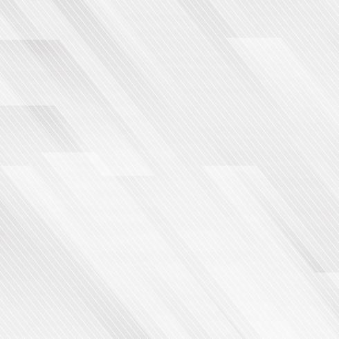 Abstrakt geometrisk snett med linjer vit bakgrund teknik stil. vektor