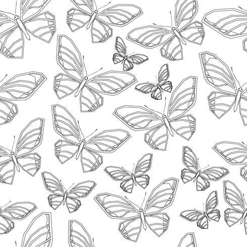 butterfly4 vektor