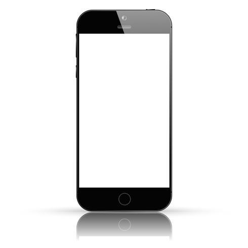 Handy, Mobiltelefon vektor