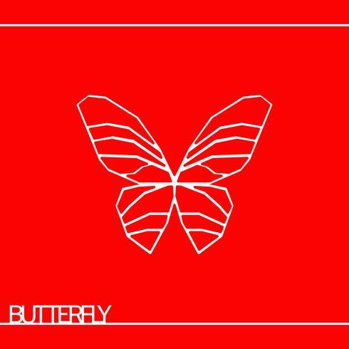 butterfly2 vektor
