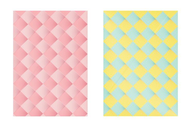 Abstraktes Hintergrundvektordesign. vektor
