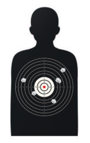 rifle målspel vektor