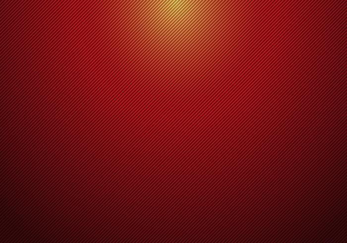 Abstrakte diagonale Linien streiften roten Steigungshintergrund mit Scheinwerfer von oben und masern für Ihr Geschäft. vektor