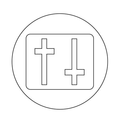 Einstellungssymbol vektor