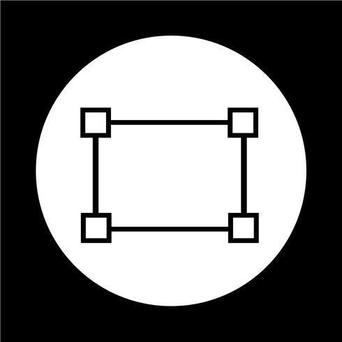 "Symbol ""transformieren"" vektor"