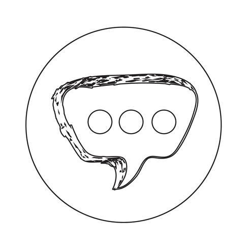 Talbubbelsymbol vektor