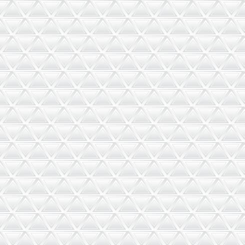 Vit geometrisk bakgrund, mönster vektor