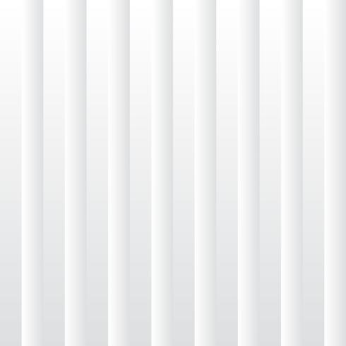 Abstrakt vit gradient randig bakgrund vektor