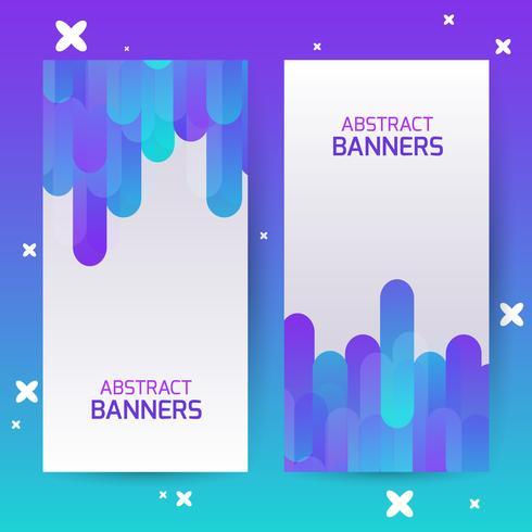 Omslag med geometriskt mönster. Färgglada bakgrunder. Gäller för Banderoller, Platser, Affischer, Reklamblad. vektor