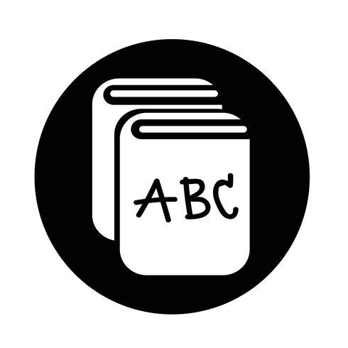 Buchsymbol vektor