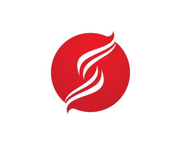 brev S Business corporate logo design vektor