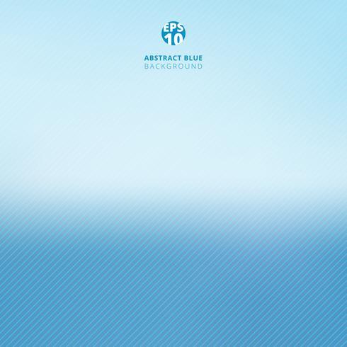 Abstrakt blå gradient bakgrund och linje mönster textur. vektor