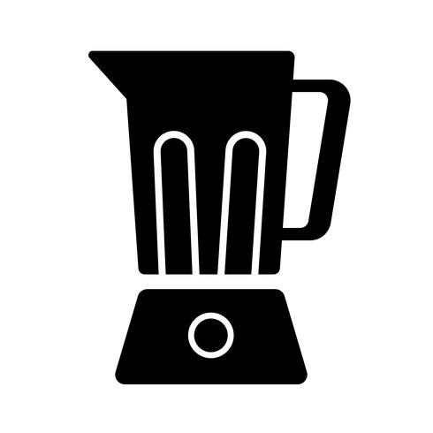 Mixer-Vektor-Symbol vektor